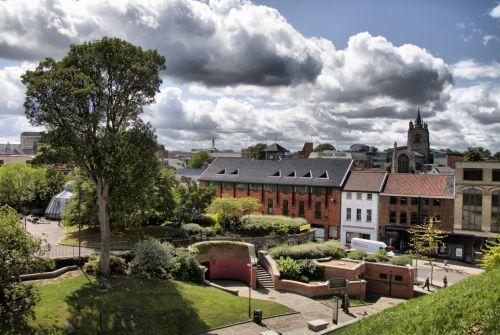 Norwich Castle Views