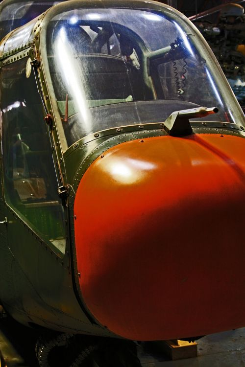 Nose And Wind Shield