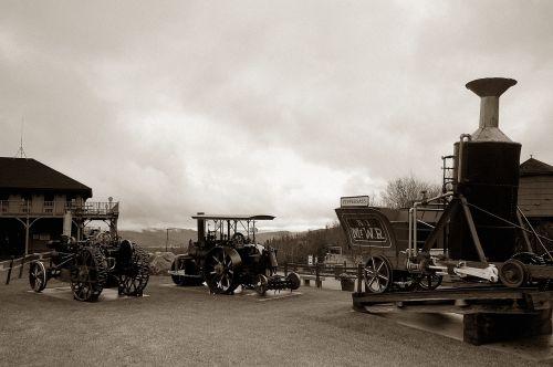 nostalgia steam locomotive historically