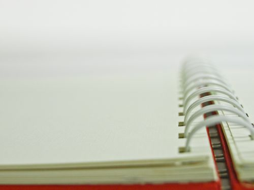 note book paper