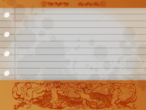 vintage, popierius, amžius, senas, dažytos, išklotos, užrašų popierius, pastaba & nbsp, popierius, puslapis, sienos, rėmas, kopijuoti erdvę, Scrapbooking, tuščias, tuščia, fonas, pastabos popierius