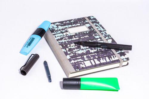 notebook pen filler