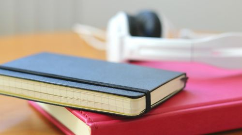 notebook calendar notepad