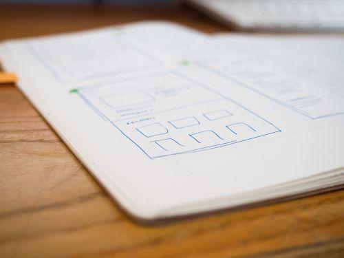 notebook notepad mockups