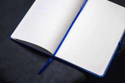 notebook notepad paper