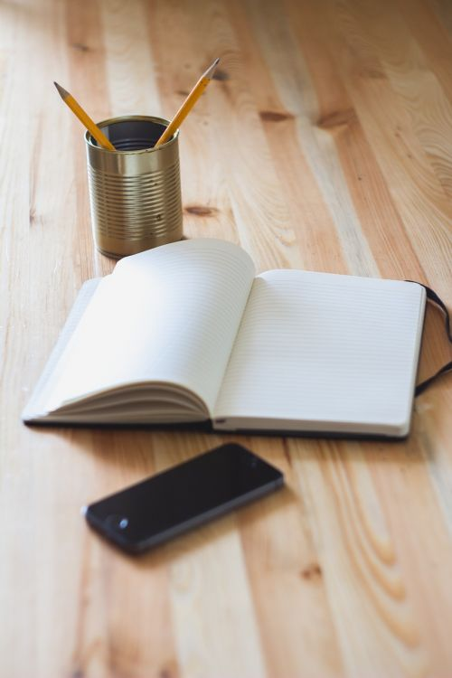 notebook pencils stationary