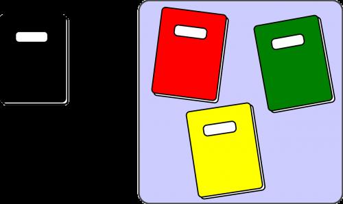 notebook ledgers notebooks