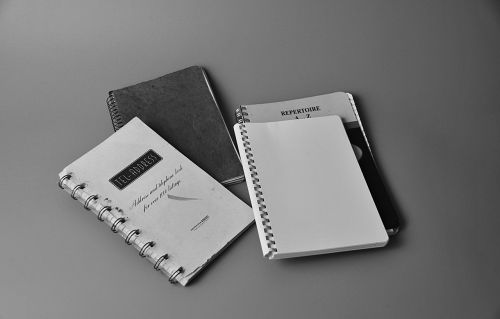 notebooks diary notebook