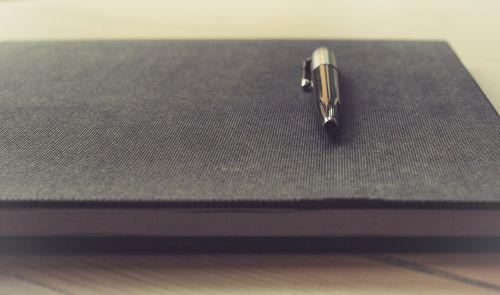 notepad pen business