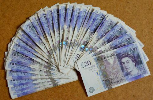 notes bank notes money