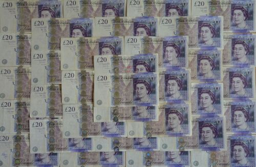 notes banknotes business
