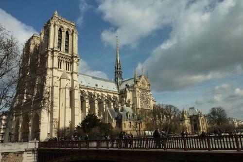 notre-dame paris cathedral
