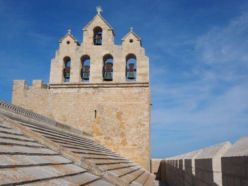 notre-dame-de-la-mer church church roof