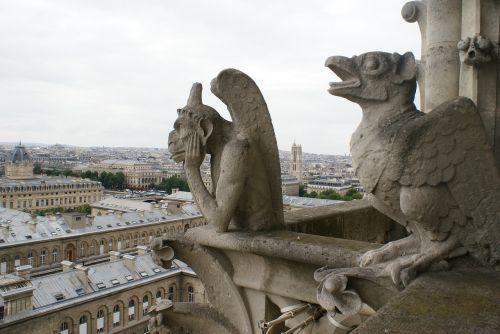 notre dame de paris,france,architektūra,istorinis,kapitalo architektūra