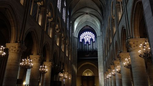 notre dame de paris church paris