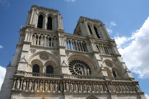 notre dame of paris cathedral paris