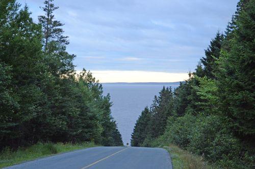 nova scotia road