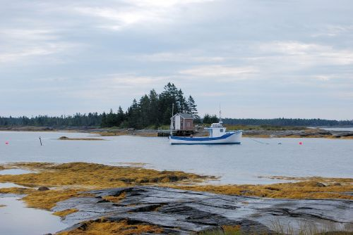 nova scotia boat fishing