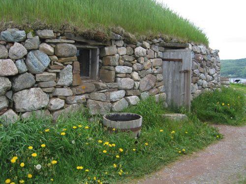 nova scotia highlands rock house