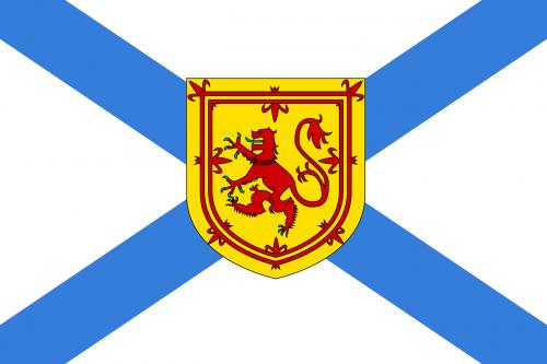 nova scotia flag official