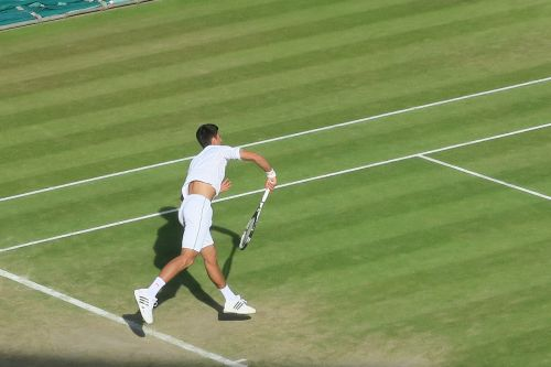 novak jokovic mens tennis wimbledon