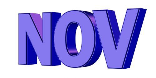 november nov month