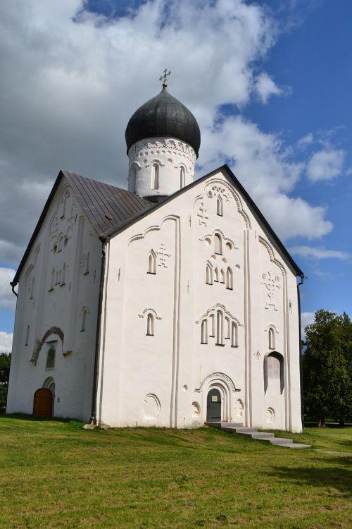 novgorod russian church russia