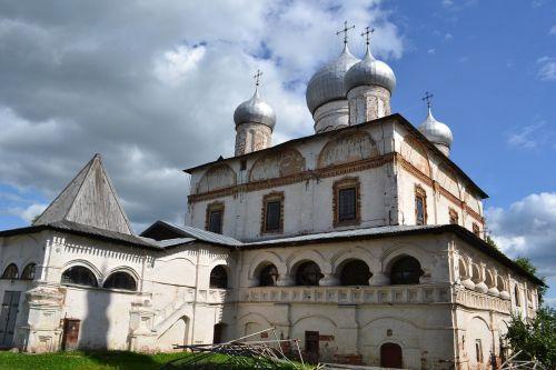 novgorod russia russian church