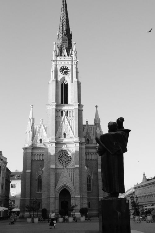 novi sad serbia church