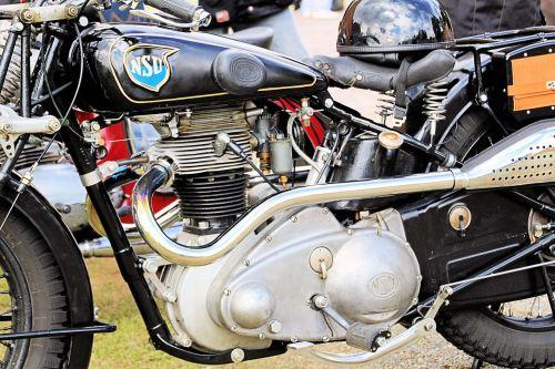 nsu 601osl motorcycle