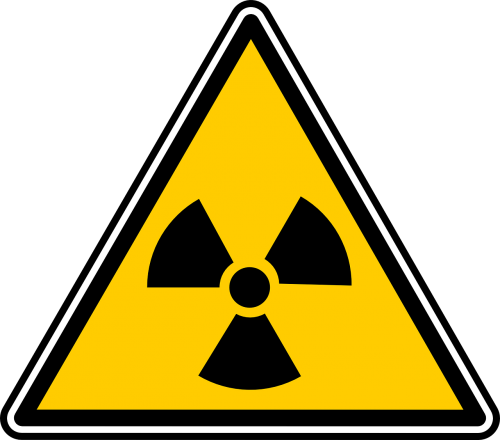 nuclear zone sign