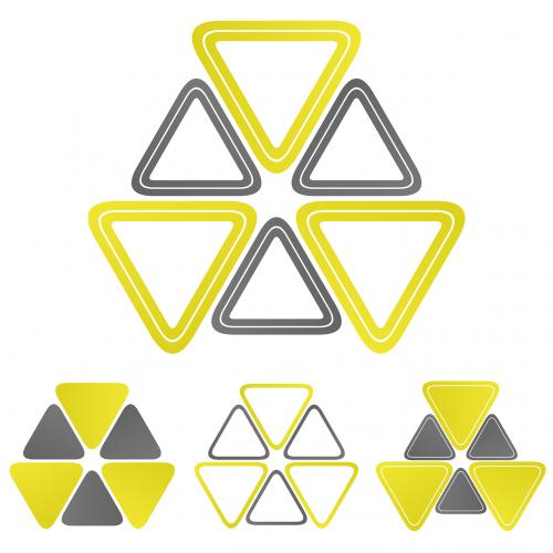 nuclear logo icon
