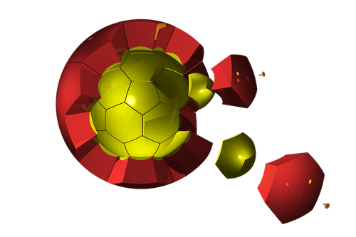 nuclear  bomb  explosive