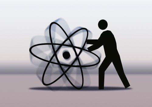 nuclear power characters symbol