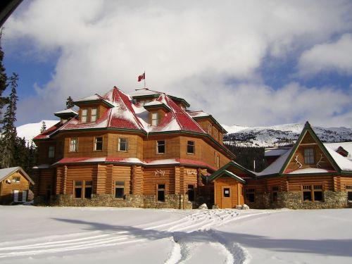num-ti-jar lodge rocky mountains resort