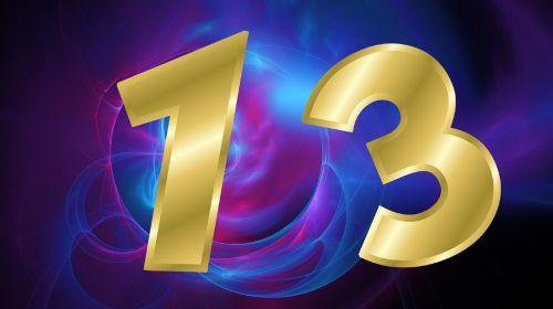 number superstition misfortune