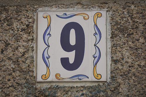 number street address