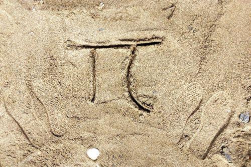 number pi symbol