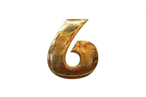 number digit six