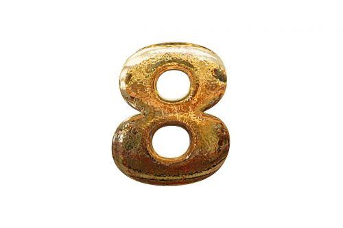 number digit eight