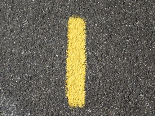 number ad yellow