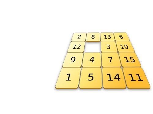 numbers game puzzle