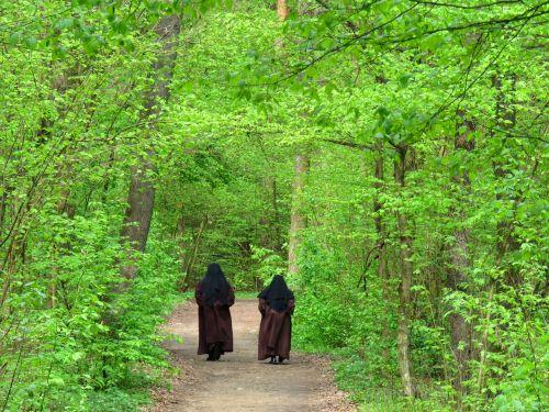 nuns spacer spring