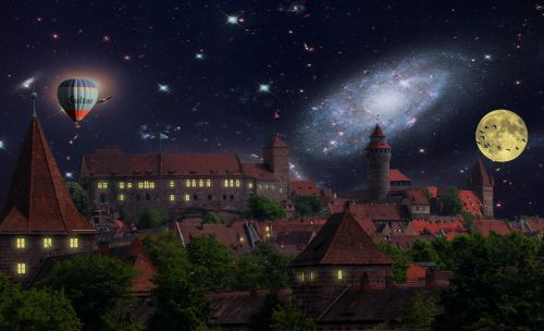 nuremberg castle space