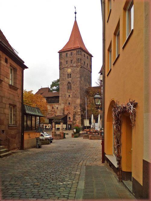 nuremberg city old town