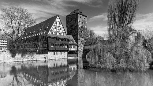 nuremberg  swiss francs  historic center