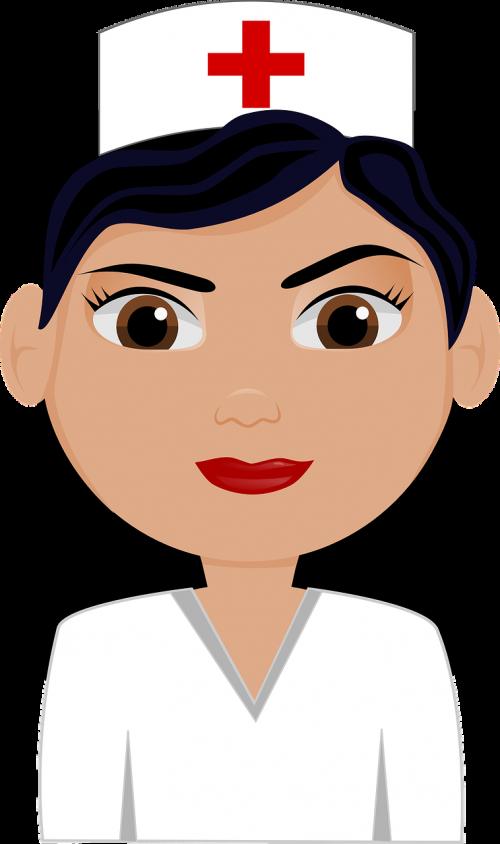 nurse woman person