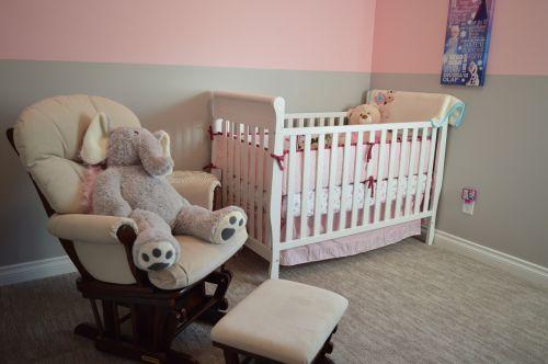 nursery crib chair
