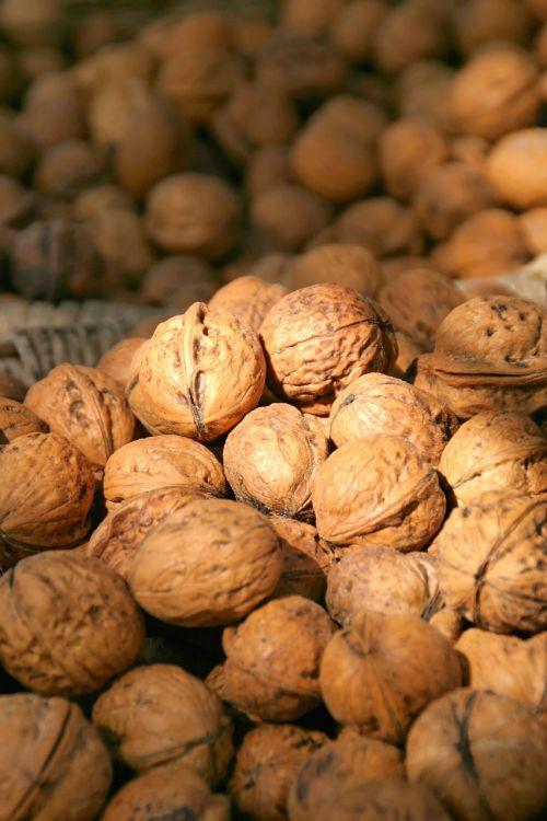nuts walnuts market