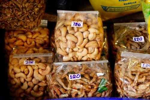 nuts cores market
